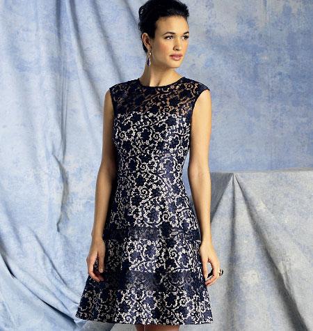 Vogue Patterns Misses' Dress 1393