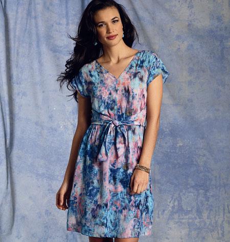 Vogue Patterns Misses' Dress 1395