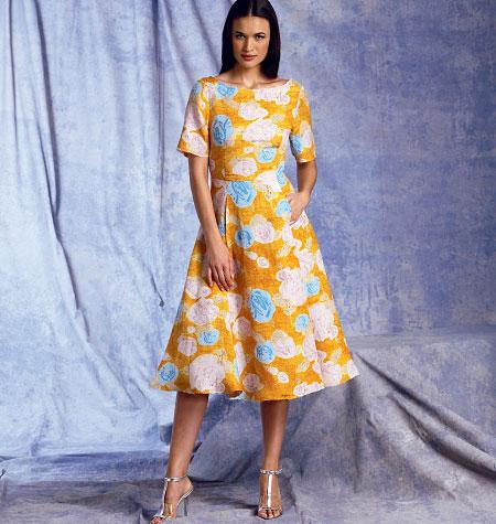 Vogue Patterns Misses' Dress 1397