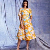 Vogue 1397 Pattern ( Size 14-16-18-20-22 )