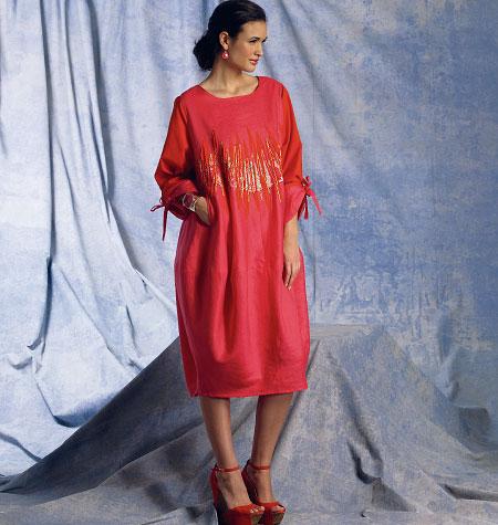 Vogue Patterns Misses' Dress 1401