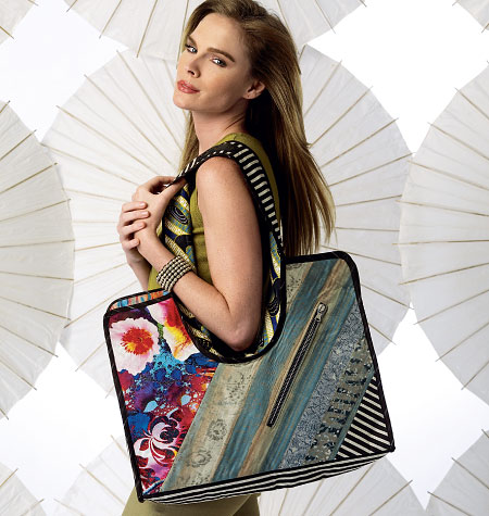 Vogue Patterns Bags 1403