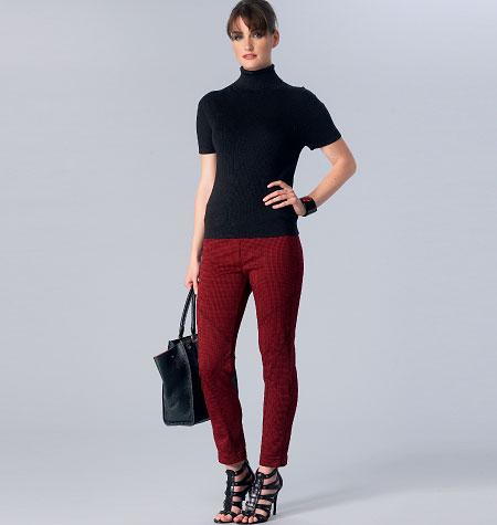 Vogue Patterns Misses' Pants 1411