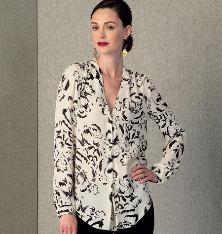 Vogue Patterns Misses Top 1412