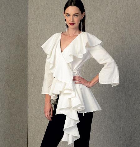 Vogue Patterns Misses Top 1413