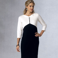 Vogue 1431 Pattern ( Size 8-10-12-14-16 )