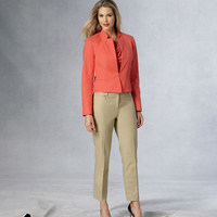 Vogue 1439 Pattern ( Size 6-8-10-12-14 )