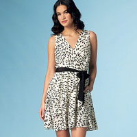 Vogue 1448 Pattern ( Size 6-8-10-12-14 )