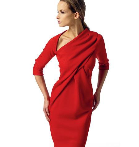 Vogue Patterns Misses Dress 1341
