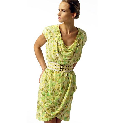 Vogue Patterns Misses Dress 1343