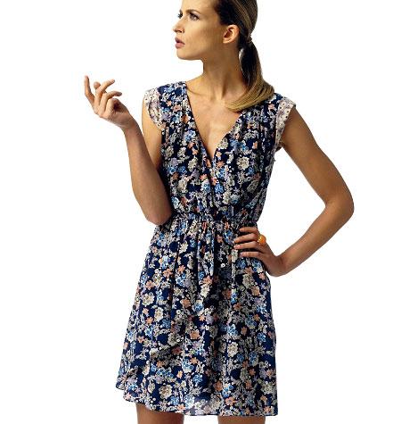Vogue Patterns Misses Dress 1344