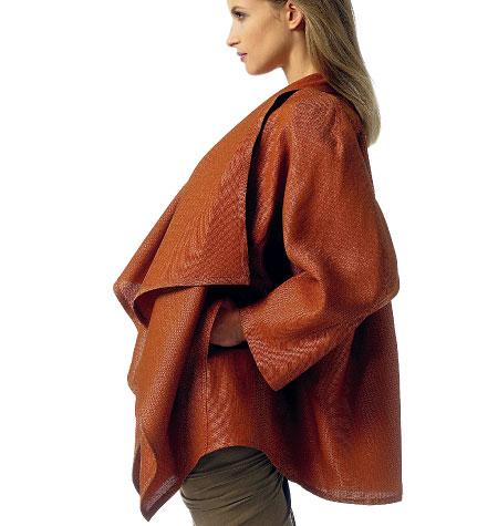 Vogue Patterns Misses Jacket 1346