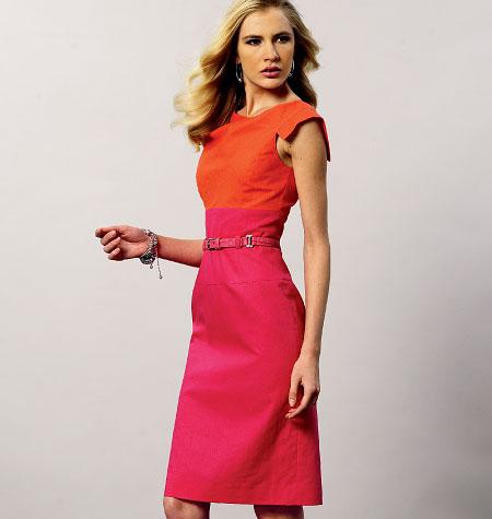 Vogue Patterns Misses Dress 8872