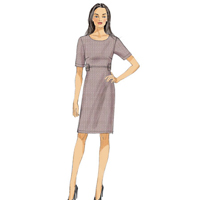Vogue 9047 Pattern ( Size 16-18-20-22-24 )