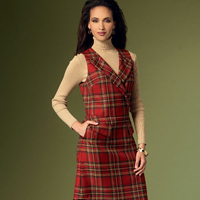 Vogue 9049 Pattern ( Size 6-8-10-12-14 )