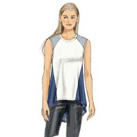 Vogue 9054 Pattern ( Size 16-18-20-22-24 )