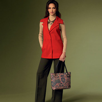 Vogue 9065 Pattern ( Size 8-10-12-14-16 )