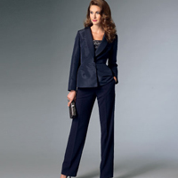 Vogue 9066 Pattern ( Size 6-8-10-12-14 )