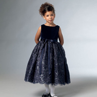 Vogue 9072 Pattern ( Size 3-4-5-6 )