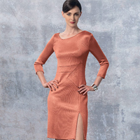 Vogue 1458 Pattern ( Size 4-6-8-10-12 )