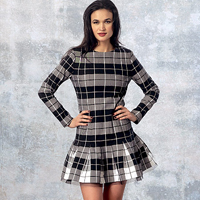 Vogue 1461 Pattern ( Size 6-8-10-12-14 )