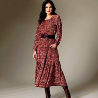 Vogue 9124 Pattern ( Size 6-8-10-12-14 )