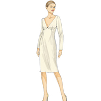 Vogue 9125 Pattern ( Size 6-8-10-12-14 )