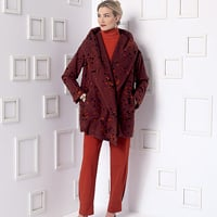 Vogue 9140 Pattern ( Size XSM-SML-MED )