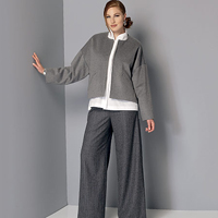 Vogue 9162 Pattern ( Size LRG-XLG-XXL )