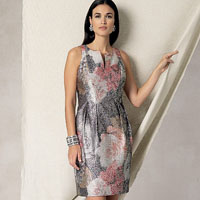 Vogue 1481 Pattern ( Size 6-8-10-12-14 )