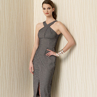 Vogue 1498 Pattern ( Size 6-8-10-12-14 )