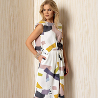 Vogue 1501 Pattern ( Size 6-8-10-12-14 )