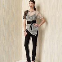 Vogue 1508 Pattern ( Size LRG-XLG-XXL )