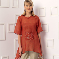 Vogue 9188 Pattern ( Size LRG-XLG-XXL )