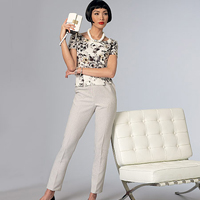 Vogue 9189 Pattern ( Size 6-8-10-12-14 )