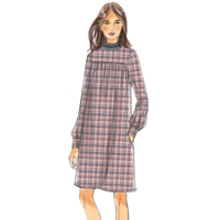 Vogue 9198 Pattern ( Size 6-8-10-12-14 )