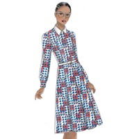 Vogue 9201 Pattern ( Size 6-8-10-12-14 )