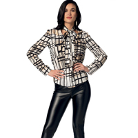 Vogue 9210 Pattern ( Size 6-8-10-12-14 )