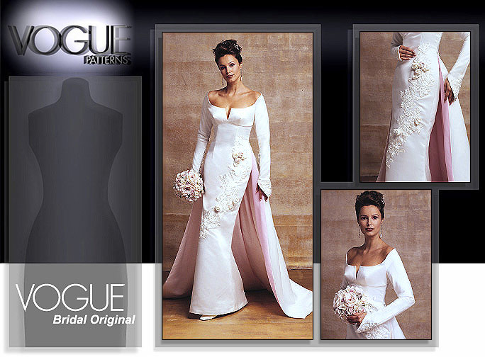 Vogue Patterns Misses'/Misses' Petite Close-Fitting, A-Line, Lined Dress 2720