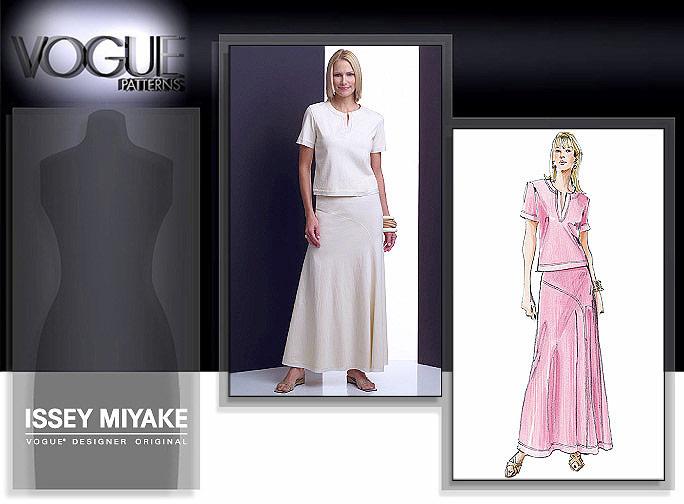 Vogue Patterns Issey Miyake 2796