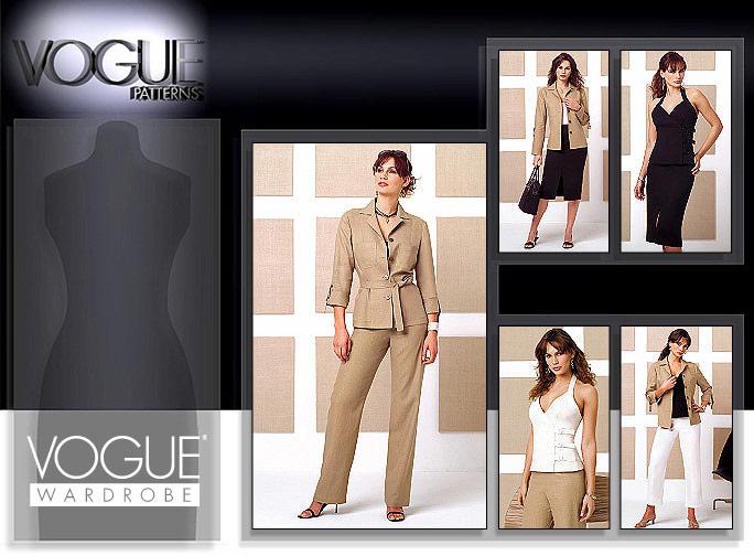 Vogue Patterns Vogue Wardrobe 2815