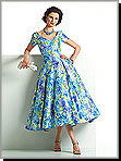 Vogue 2903 Pattern ( Size 6-8-10 )