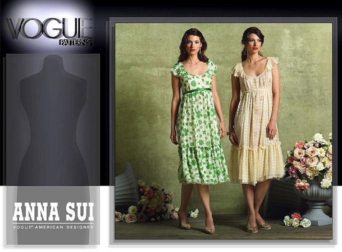 Vogue Patterns MISSES'/MISSES' PETITE DRESS 2940