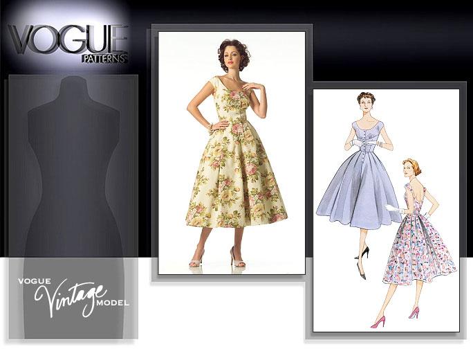 Vogue Patterns MISSES' DRESS 2960