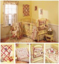 Vogue Patterns Baby Room 7245