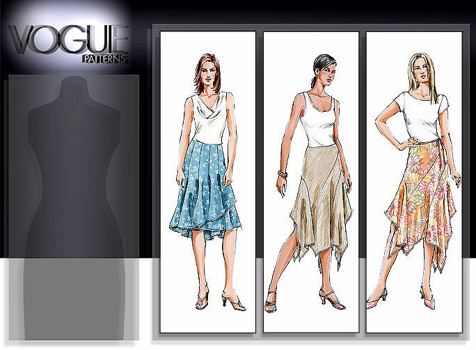 Vogue Patterns  7856