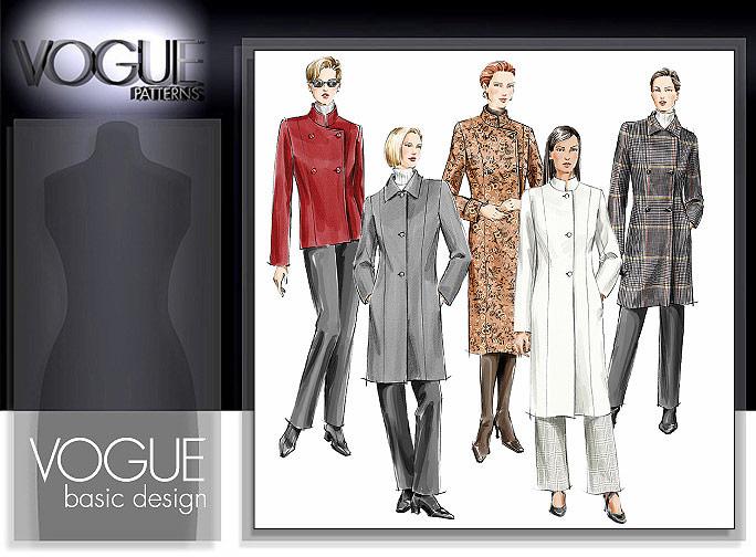 Vogue Patterns Vogue Basic Design 7978