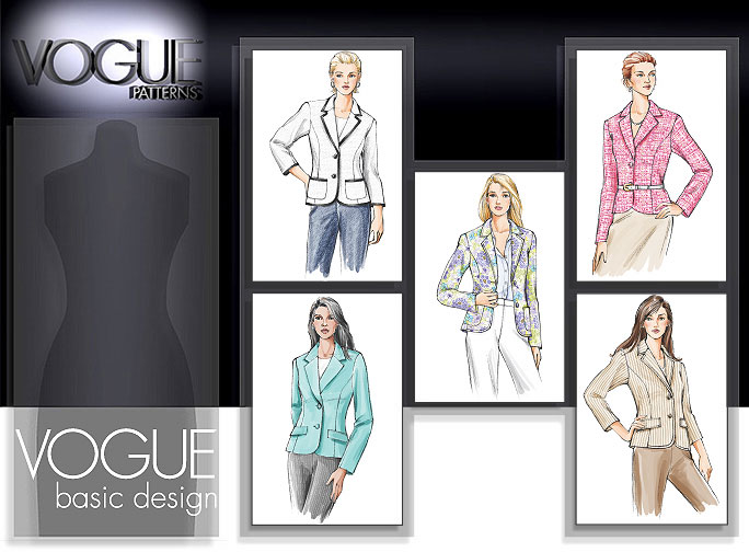 Vogue Patterns  8042