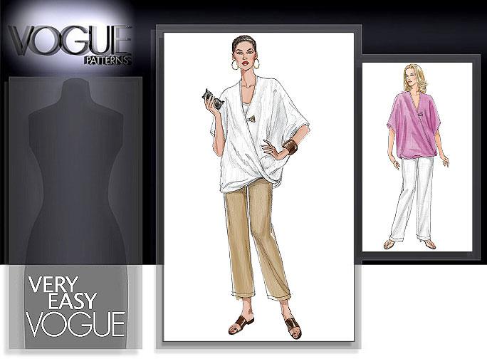 Vogue Patterns  8092