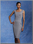 Vogue 8594 Pattern ( Size 8-10-12-14-16 )